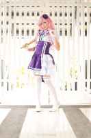 Sheryl Nome: Twin Star by z3LLLL