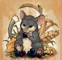 Lil Mouse by WhiteRum