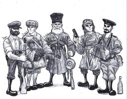 BFHeroes: More Russians by AngusMcLeod