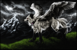 .:White Chaos:. by WhiteSpiritWolf