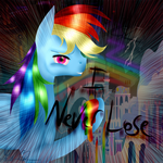 Rainbow Dash (I Never Lose) CrazySixSeries by NightmareDerpy
