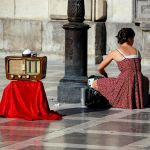 Radio and Artist by CarlosBecerra