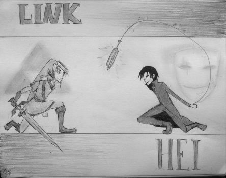 LINK VS HEI by 300rupees