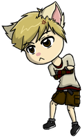 RH: Chibi Kris by Inkbound