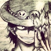 Portgas D. Ace by MaikaPiano