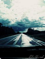 The Road ahead. by Emariee08