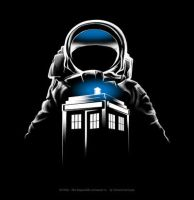 Dr Who Impossible Astronaut v1 by 6amcrisis