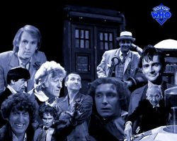 Doctor Who by IronOutlaw56