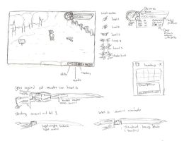 RPG game concept - Gameplay by evolvd-studios