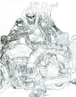GhostRider by alfret