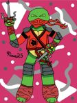 Raphael (fan-made outfit) by Nicsu25