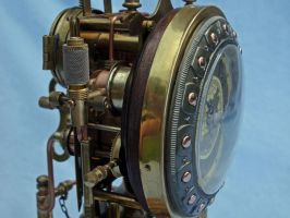 Steampunk Clock 2(5) by dkart71