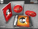 Universal Linux DVD Cover Pack by EldiS82
