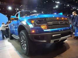 Ford Raptor by rootsauce