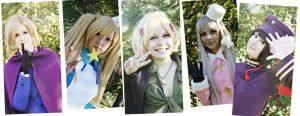 fem!Hetalia_collage by W-miSANAgi
