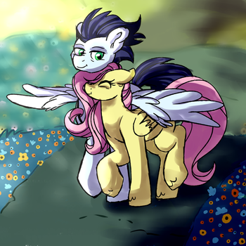 Commission-love soarinshy by mississippikite