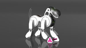 Sony AIBO by Ixionx