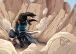Countdown to Korra ~ .: Earth :. by Daydreamer-520