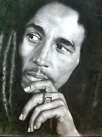 bob marley by chipipoy