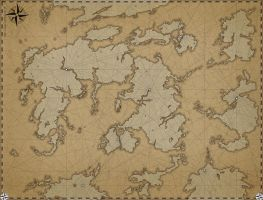tFG World map - WIP by Tsabo6