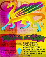 Curaz Topaz Guardian--Contest by TheAntimonyElement