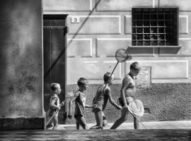 In order of size by mariomencacci
