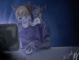 Spend time with you by Mouva