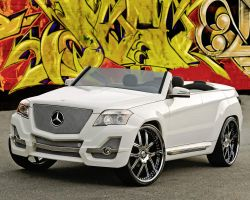 Mercedes Benz GLK Brabus by TheCarloos
