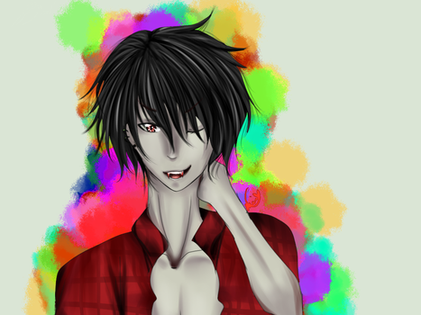 Marshall Lee by Maria3456