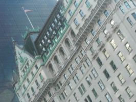 New York City Building 2 by ForeverASickKid
