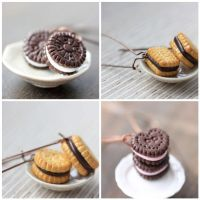 Cookie Jewelry - Freshly Baked :) by PetitPlat