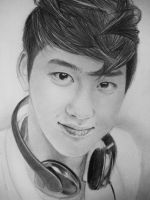 D.O. (DO KYUNG SOO) of EXO by marykrystal