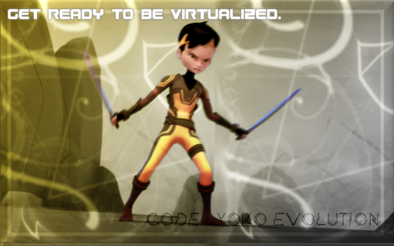 Ulrich Stern ~ Get Ready to Be Virtualized by Crystalstar1001
