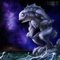 Yggullot the Deep One by FlyQueen