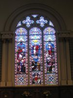 Stained Glass 2 by Tari-Stock