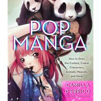 Pop Manga Seattle Signing July 24 by camilladerrico