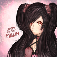 HBD: Pinlin by Curulin
