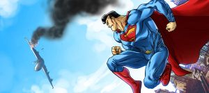 Superman - Man of Steel by Elforim