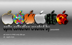 apple collection by janosch500