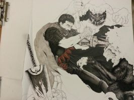 Berserk by TIMISDEATH2ALL