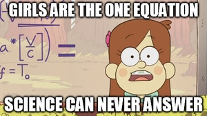 Female Equation=? by InuyashaObsessed