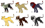 Lion adopts2- OPEN by casualadopts