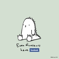 Dinosaur Facts - Facebook by DeathByStraws