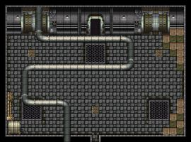 RPG Maker2k - Abadoned Factory 27 by Icedragon300