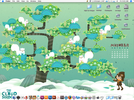 May 2008 Desktop - Work by taeha