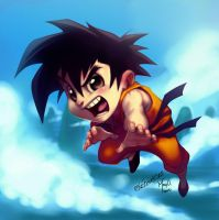 Y goku... by MayOrnelas