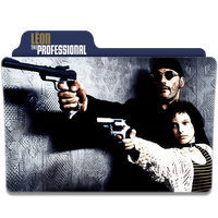 Leon The Professional 1994 Folder icon by sonerbyzt