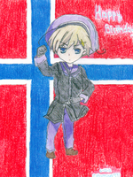 APH - Norway by FearlessLullaby