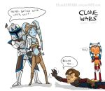 Clone Wars - BEHIND YOU by ElTheGeneral