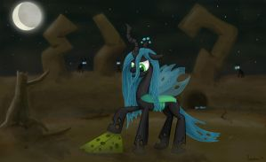 How Changelings are made by shivanking